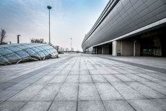 Changzhou high-speed rail North Station Stock Photography