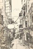 Chania, Греция Стоковое Изображение