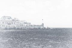 Chania на острове Крита, Греции Стоковое Изображение
