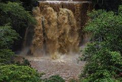 Chania понижается в Thika Кению Африку Стоковое фото RF