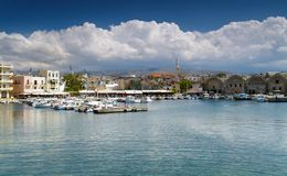 Chania Stock Image