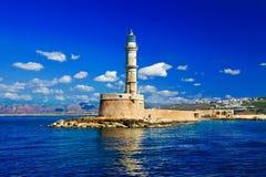 希腊- Chania 库存图片