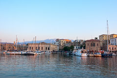 Chania. Royalty Free Stock Photo