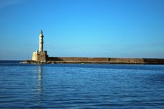 Chania Royalty Free Stock Photography