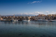Chania imagem de stock royalty free