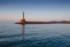 Chania Royaltyfria Foton