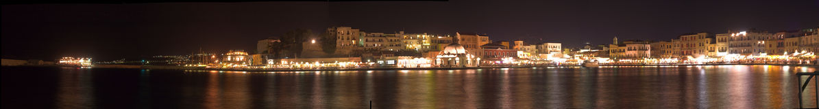 Chania Stockbild