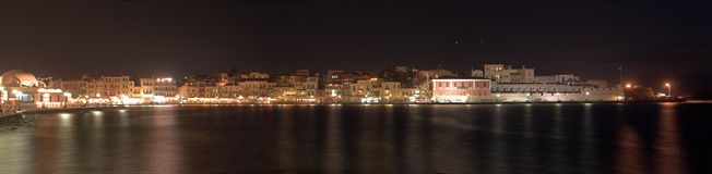 chania Royaltyfri Foto