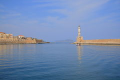 chania Crète Photo libre de droits