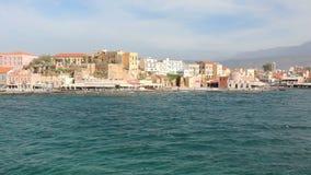 Chania, Creta video d archivio