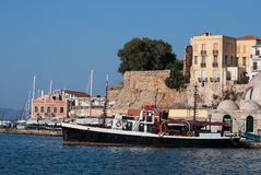 Chania. Crete, Royalty Free Stock Images