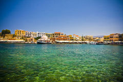 Chania/Crete/Greece Royalty Free Stock Images