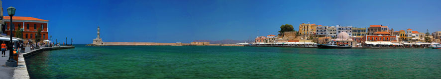 Chania/Crete/Greece Stock Images