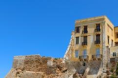 Chania in Crete Stock Image