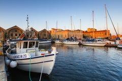 Chania, Crete. Stock Photo