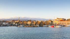 Chania, Crete. Stock Images