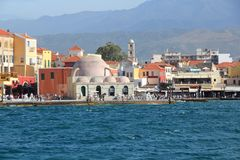 Chania, Crete Stock Image