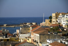 Chania, Crete Royalty Free Stock Photos