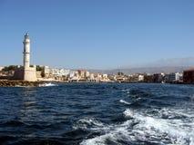 Chania Crète Photos libres de droits