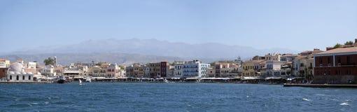 Chania de Creta Imagenes de archivo