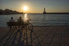 Chania Royalty Free Stock Image