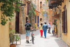 Chania, Grecja zdjęcia stock