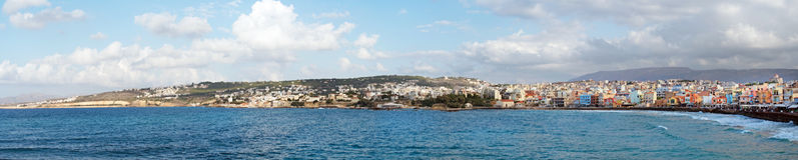 Chania, Grecja obraz royalty free