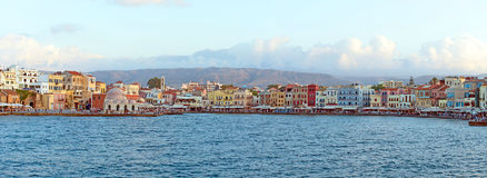 Chania, Grecja obraz stock