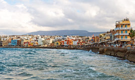 Chania, Grecja zdjęcie royalty free