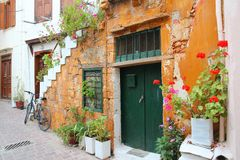 Chania, Greece Stock Photography