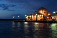 Chania, Greece Stock Images