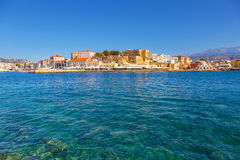 Chania, Griekenland stock afbeeldingen