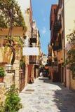 Chania, Kreta Stockbilder