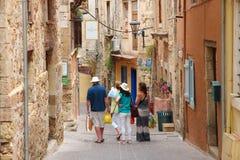 Chania, Kreta Royalty-vrije Stock Fotografie