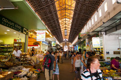Chania market Royalty Free Stock Image