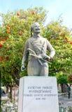 Chania Monument zu den griechischen Rebellen Stockbild