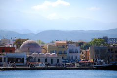 Chania mosque 07 royalty free stock image