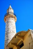 Chania mosque 11 Royalty Free Stock Photography