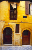 Chania. Old town on Crete Island Stock Photo