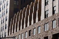 Chanin Building New York City Royalty Free Stock Photo