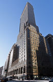 Chanin Building New York City Royalty Free Stock Photo