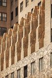 Chanin Building New York Royalty Free Stock Images