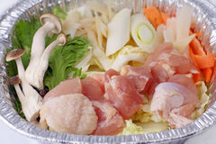 Chanko-nabe Royalty Free Stock Photos