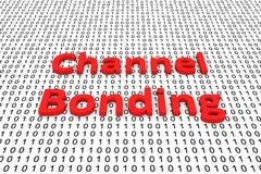 Channel bonding Stock Photography