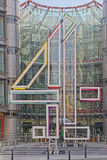 Channel 4 Building, London, England Royalty Free Stock Photography