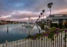 Channel Islands Harbor Royalty Free Stock Image