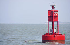 Channel Marker Stock Images