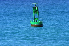 Channel Marker Buoy Stock Photos