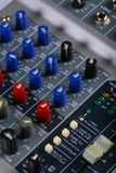 Channel mixer Stock Image