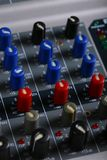 Channel mixer Royalty Free Stock Images